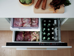 CoolDrawer fridge