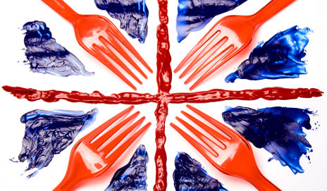 UK food flag