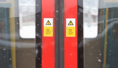 Closed Tube doors