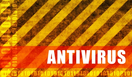 Anti-virus graphic