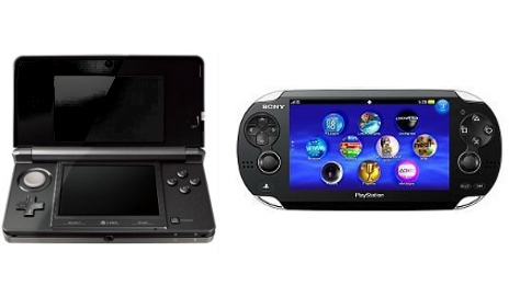 Nintendo 3DS and Sony NGP