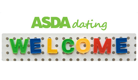 Asda Dating Welcome banner