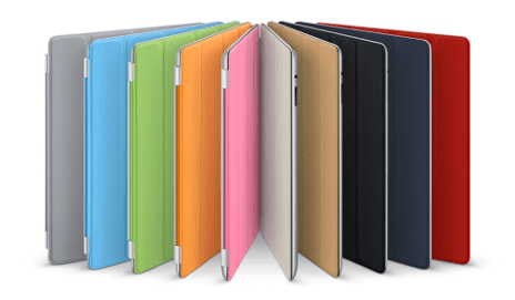 iPad 2 cover colours