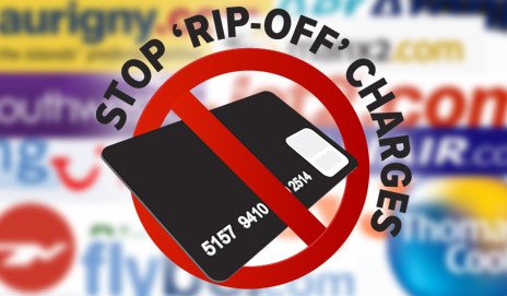Stop 'rip off' charges logo