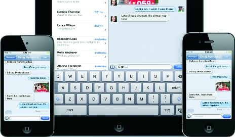 Apple's iMessage