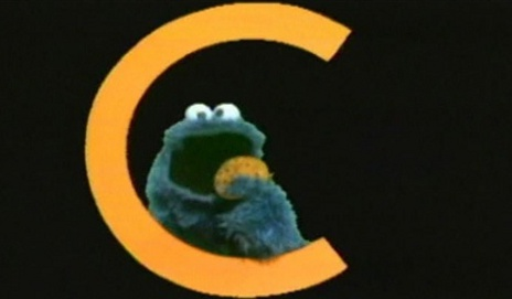 'C is for Cookie' - Sesame Street