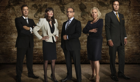Dragons' Den c/o BBC