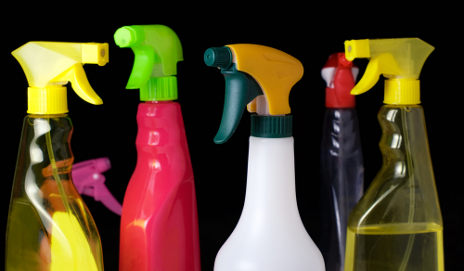 cleaningproducts_shutterstock_37878064