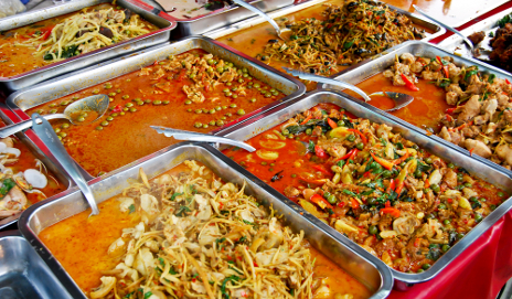 All-you-can-eat buffet