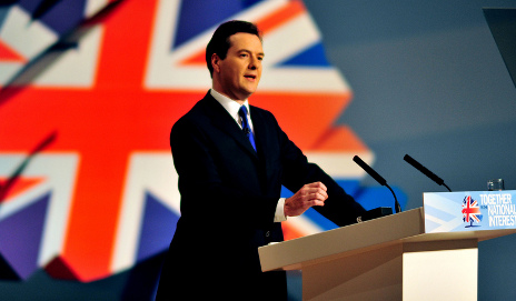 George Osborne conference speech