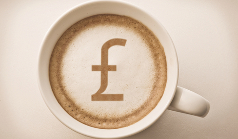 coffee pound sign_shutterstock_72335530