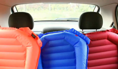 Easycarseat Inflatable child car seat