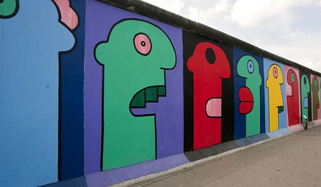 Art holidays do you love visiting galleries or prefer for Berlin wall art