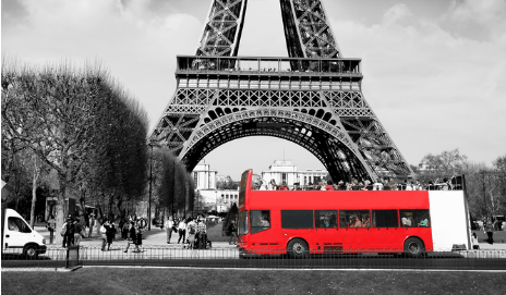 Take The Slow Coach To Paris Not At These Prices