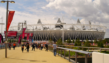 Olympic park by Brian Harrington Spier on Flickr