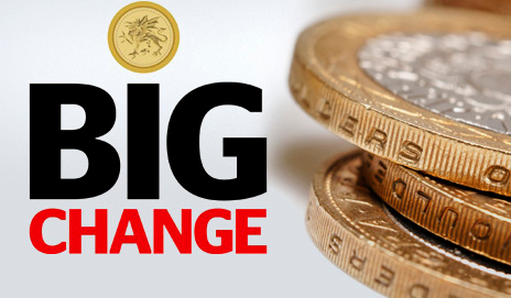 Big Change campaign logo