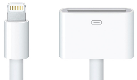 iPhone 5 Lightning to 30-pin Adapter