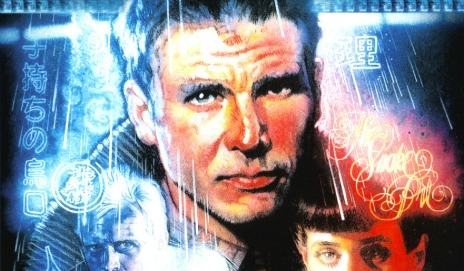 Blade Runner Blu-ray case