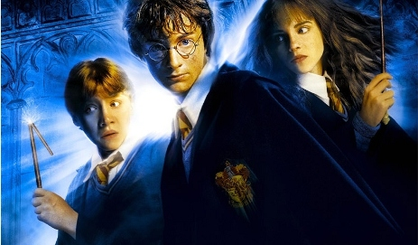 Harry Potter poster, Warner Bros
