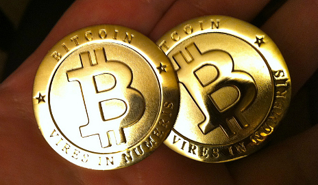 Bitcoins, taken by Zach Copley