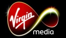 Virgin Media Logo Black