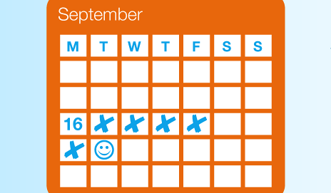 Seven day switch calendar - HM Treasury