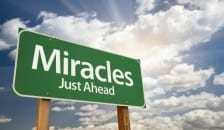 Miracles on a sign