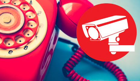 Telephone with scamwatch email