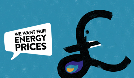 Fair energy illustration