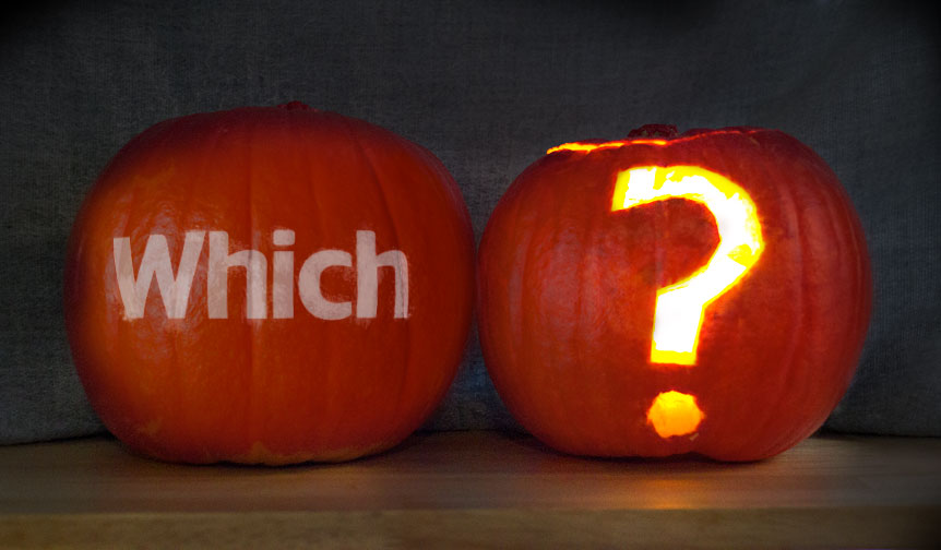 Pumpkins Which?