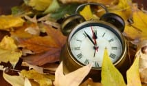 Turning the clocks back