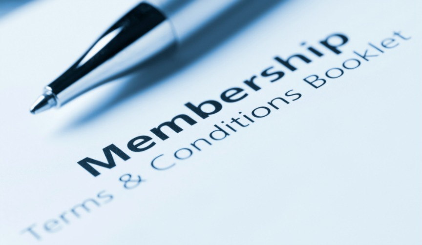 Membership Contract Terms and Conditions
