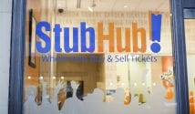 Stubhub ticket resale