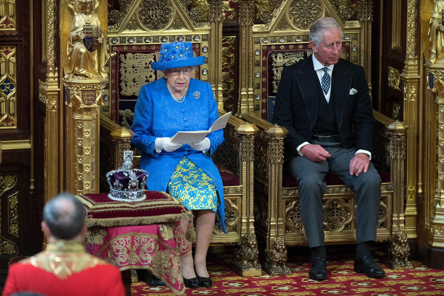 Queen's Speech 2017