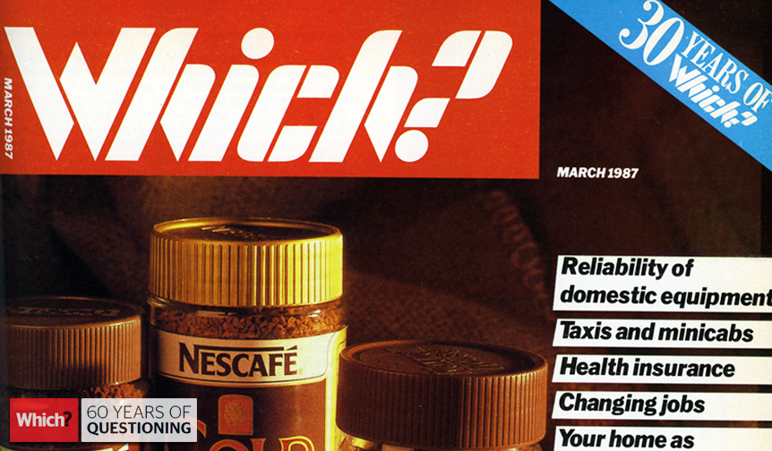 Which? March 1987