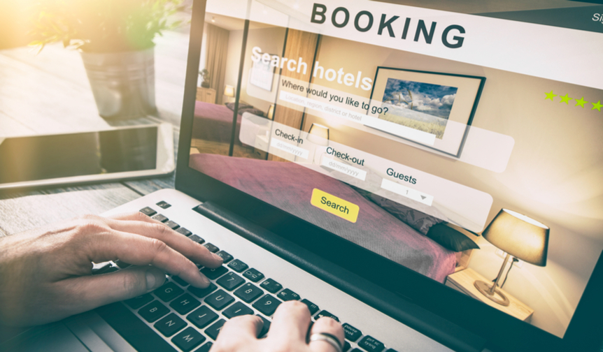 hotel booking websites