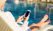 mobile roaming charges on holiday