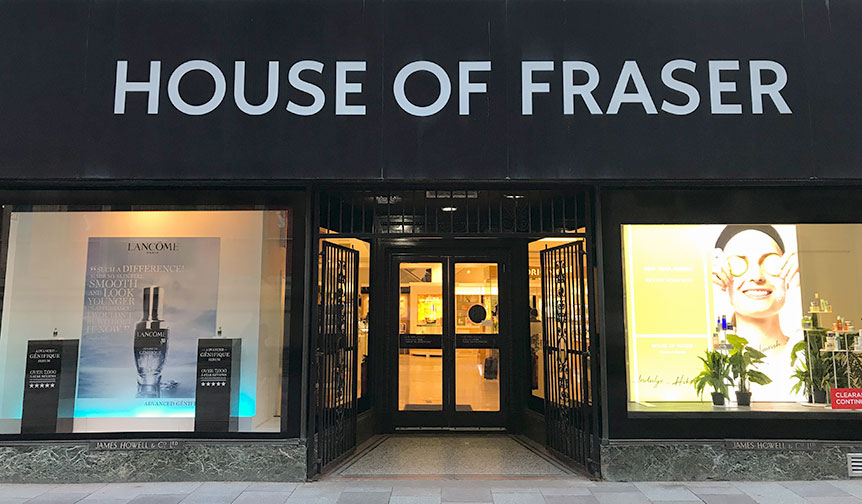 Is House Of Fraser Failing To Fulfil And Refund Orders