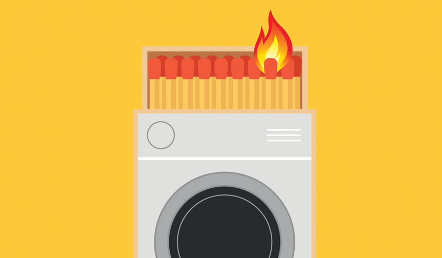 Is Your Whirlpool Tumble Dryer A Fire Risk Which
