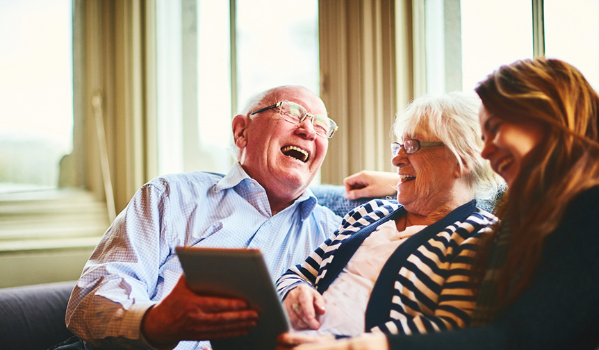 Should we be more upbeat about later life?