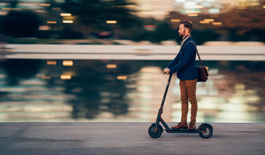 E-scooters: why are people ignoring the law?