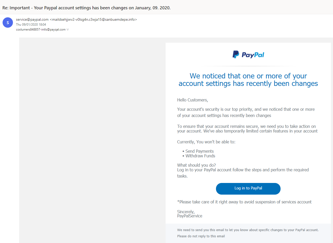 Scam Alert Fake Paypal Emails Which Conversation